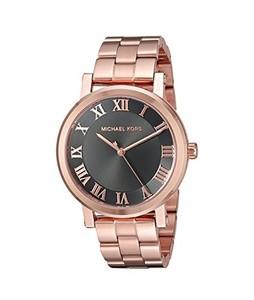 Michael Kors Norie Women's Watch Rose Gold (MK3585)