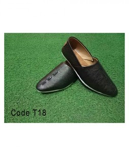 PIP Leather Shoes For Mens Black (T18)