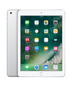 Apple iPad 5th Generation 9.7 128GB WiFi Silver