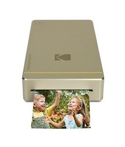 Kodak Mini Portable Mobile Instant Photo Printer Gold