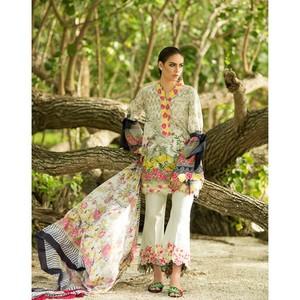 Maheen Taseer Luxury Womens Lawn 2018 (MT -1B)