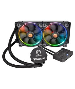 Thermaltake Water 3.0 Riing RGB 240 CPU Cooler
