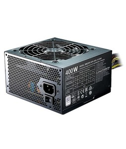 Cooler Master MasterWatt Lite 400W Power Supply (MPX-4001-ACABW)