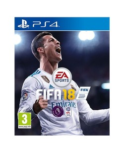 FIFA 18 Standard Edition For PS4 Game