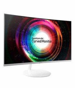 Samsung 27 Curved LCD Monitor (C27H711)