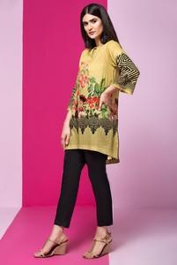Khas Stores Stitched Lawn Kurti For Women 1 Piece (DR-276)