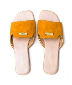Julke Florence Slip On For Women - Tangerine