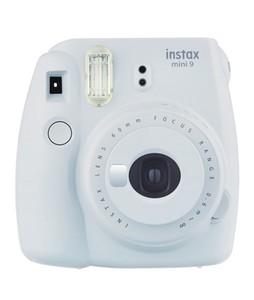 Fujifilm Instax Mini 9 Instant Camera Smokey White