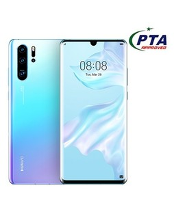 Huawei P30 Pro 256GB 8GB RAM Dual Sim Breathing Crystal - Official Warranty