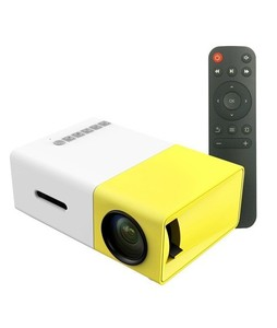 Cool Boy Mart DP300 Portable Mini LED Projector