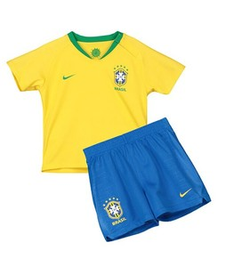 Product House Brazil 2018 World Cup Home Football Kit