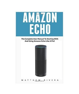 Amazon Echo Book