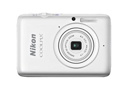 Nikon COOLPIX S02 Digital Camera