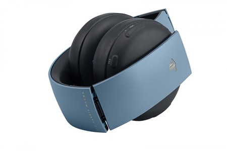 Sony Wireless Headset For Playstation Uncharted 4 Limited Edition