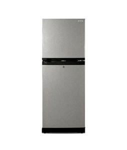Orient Delux Freezer-on-Top Refrigerator 10 cu ft Silver (5535-IP)