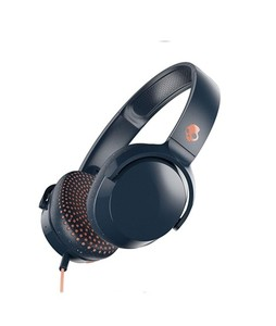 Skullcandy Riff On-Ear Headphones With Mic Blue/Speckle/Sunset (S5PXY-L636)
