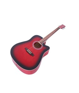 Forbes Store Marconi 41 inch Acoustic Guitar Red