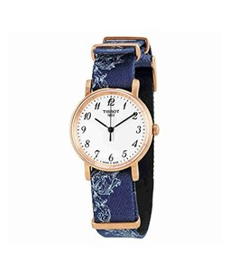Tissot T-Classic Everytime Womens Watch Blue (T1092103803200)