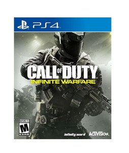 Call Of Duty: Infinite Warfare Standard Edition Game For PS4