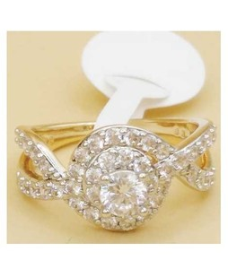 Waks Pk Gold Plated Ring For Women (0372)