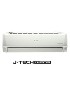 Sharp J-Tech Inverter Split Air Conditioner 2.0 Ton (AH-X24SEV)