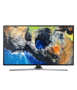 Samsung 43 4K UHD Smart LED TV (43MU7000) - Without Warranty