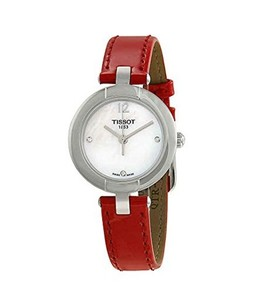 Tissot T-Trend Womens Watch Red (T0842101611600)