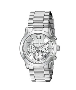 Michael Kors Cooper Womens Watch Silver (MK6273)