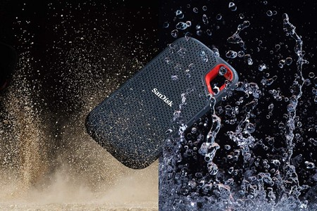 SanDisk Extrem 250GB Portable Solid State Drive