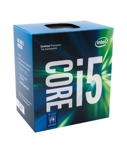Intel Core i5 7th Gen Desktop Processor (BX80677I57500)