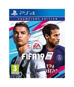 FIFA 19 Champions Edition Game For PS4