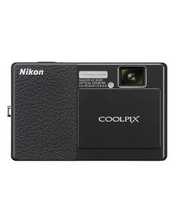 Nikon Coolpix S70 Digital Camera (Black)