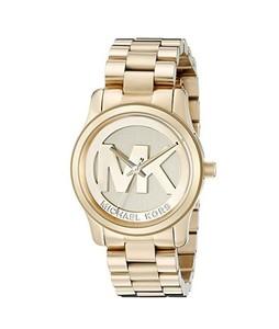 Michael Kors Runway Womens Watch Gold (MK5786)