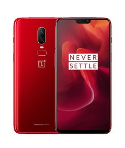 OnePlus 6 128GB 8GB RAM Dual Sim Red