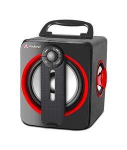 Audionic Rex-4 Portable Wireless Bluetooth Speaker Red