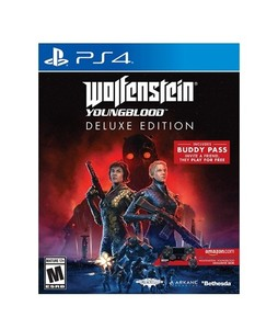Wolfenstein: Youngblood Deluxe Edition Game For PS4