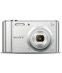 Sony Cyber-Shot Digital Camera Silver (DSC-W800) - Official Warranty