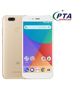 Xiaomi Mi A1 64GB 4GB Ram Dual Sim Gold - Official Warranty