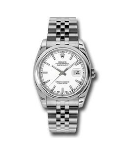 Rolex Datejust Mens Watch Silver (116200WSJ)
