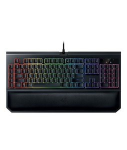 Razer BlackWidow Chroma V2 Yellow Switch Gaming Keyboard