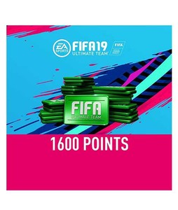 FIFA 19 1600 FIFA Points For PS4 - E-mail Delivery