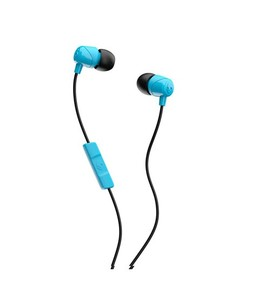Skullcandy JIB In-Ear Headphones With Mic Blue (S2DUYK-628)
