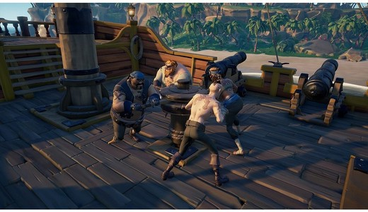 Sea Of Thieves Game For Xbox One