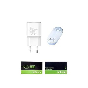 Infinix Super Flash Charger White