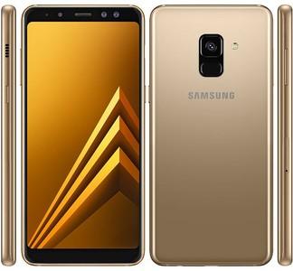 Samsung Galaxy A8+ 2018 64GB Dual Sim Gold