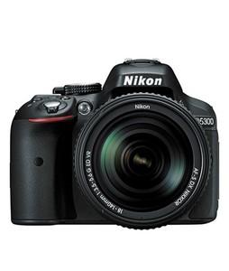 Nikon D5300 DSLR Camera with 18-140mm Lens