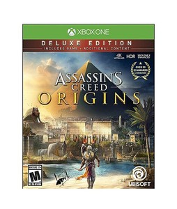Assassins Creed Origins Deluxe Edition Game For Xbox One