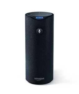 Amazon Tap Alexa-Enabled Portable Speaker Black