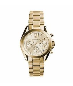 Michael Kors Mini Bradshaw Womens Watch Gold (MK5798)