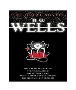 Favy Five Great Novels Book